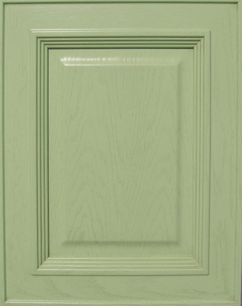 Фасады кухни цвета патина